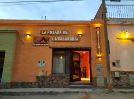 La Posada de la Calandria, inn in Purmamarca