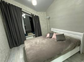 Квартира на Банном, beach hotel in Zelenaya Polyana