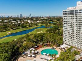 RACV Royal Pines Resort Gold Coast, hotel near Carrara Indoor Stadium, Gold Coast