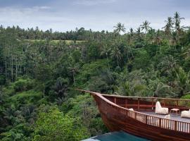 Kastara Resort, hotel in Ubud