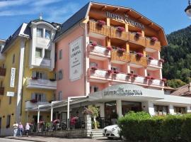 Hotel Corona Pinzolo Wellness Dolomite & Family, hotel in Pinzolo