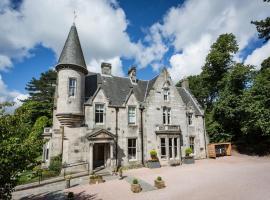 Taypark House, hotel near Broughty Castle, Dundee
