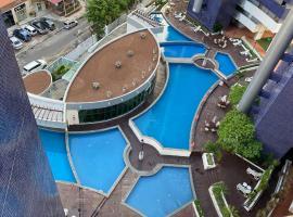 Beach Class - Unique, hotel with pools in Fortaleza
