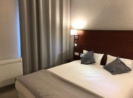 Relais Bergson, hotel near Buttes Chaumont, Paris
