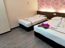 Smile Hotel Cheras Pudu KL, hotel in Pudu, Kuala Lumpur