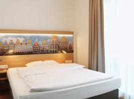 DRK-Tagungshotel-Dunant, отель в Мюнстере