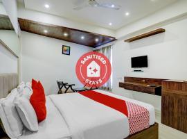 OYO 70229 Hotel Skylight, отель в городе Вадодара