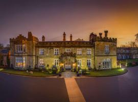 Mercure Blackburn Dunkenhalgh Hotel & Spa, hotel in Accrington