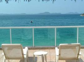 Orlanova Hotel, beach hotel in Arraial do Cabo