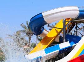 Horizon Elwadi Aquapark, hotel in Ain Sokhna