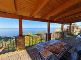 LUCE Dreaming Villa, self catering accommodation in Castellabate