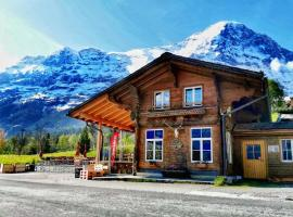 Jägerstübli Grindelwald, hotel in Grindelwald