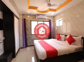 OYO Flagship 77425 Hotel Manas, hotel in Lonavala