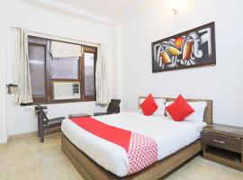 OYO 66336 Hotel Orchid Homes, hotel in Jabalpur