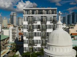 KunKin Luxury Apartment & Hotel, self catering accommodation in Ho Chi Minh City