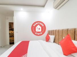 OYO FAR299 Hotel Ocean, hotel en Faridabad