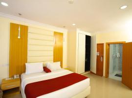Chateux De Atlantique Annex Hotel, отель в Лагосе
