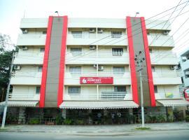 Komfort Suites, hotel en Mysore