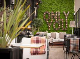 Only YOU Hotel Atocha, hotel en Madrid