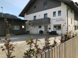 Ferienwohnungen Alpenflair - barrierefrei urlauben, hotel near Kolbensattelbahn, Oberammergau