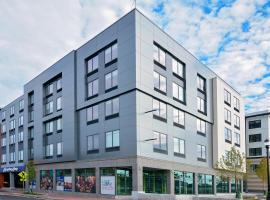 Hampton Inn Salem, Ma, accessible hotel in Salem
