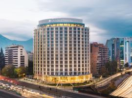 DoubleTree by Hilton Santiago Kennedy, Chile, hotel in Santiago