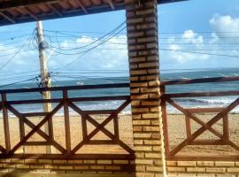 Hospedagem da Cleidiane, apartment in Icapuí