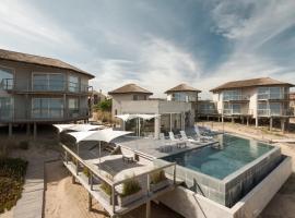 MarAdentro Apart Hotel & Suites, hotel in Punta Del Diablo