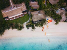 Pacific Resort Rarotonga, hotel in Rarotonga