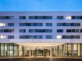 Hyatt Place Paris Charles de Gaulle Airport, hotel near Paris - Le Bourget Airport, Roissy-en-France