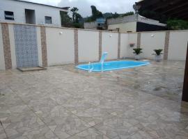 Casa com Piscina para temporada em Paraty - Casa Nova e Aconchegante, accessible hotel in Paraty