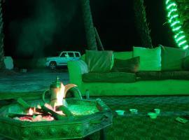 مزرعة ابو فهد, campground in Al-ʿUla