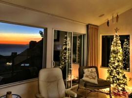 LBS, villa in Laguna Beach