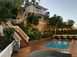 The Breeze-A Boutique Villa Experience, guest house in St Thomas