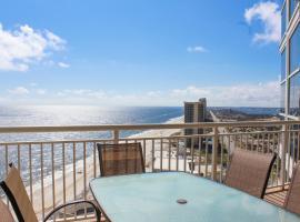 Gulf-front Palacio Condo with Amazing Views From 18th Floor condo, apartment in Pensacola