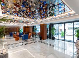 Vital Hotel Fulya, accessible hotel in Istanbul
