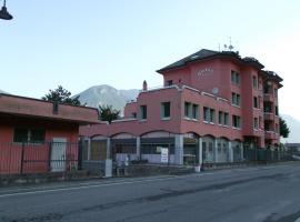 Hotel Total, hotel in Pisogne