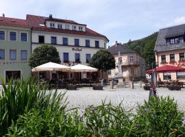 Gasthof Hillig, Hotel in der Nähe von: Schloss Kuckucksstein, Bad Gottleuba-Berggießhübel