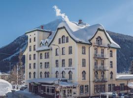 Ski & Bike Hotel Montana, hotel in Davos
