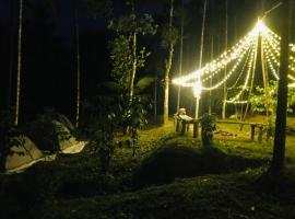 Wildcampers, luxury tent in Ambalavayal