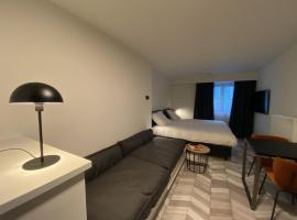 ROXI Residence Gent, hotel dicht bij: Museum Dr. Guislain, Gent
