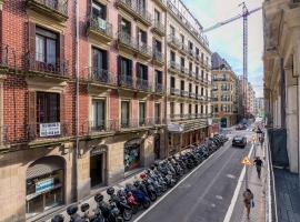 ARRASATE SUITE APARTMENT, apartment in San Sebastián