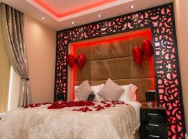 Aphrodite Suites Huddersfield, hotel in Huddersfield
