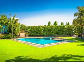MH ONE Resort, luxury hotel in New Delhi