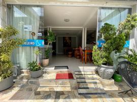 Pousada Veleiro, guest house in Fortaleza