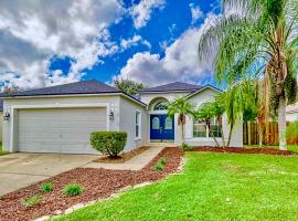 Spacious Vacation House with Pond View, vacation rental in Jacksonville