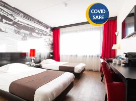 Bastion Hotel Amsterdam Airport, hotel near Schiphol Airport - AMS, Hoofddorp