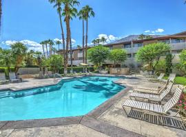 Biarritz Downtown Condos by Oranj Palm, villa in Palm Springs