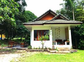 Green House, haustierfreundliches Hotel in Ko Samui