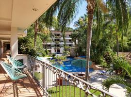 Hotel Casa Iguana Mismaloya, hotel in Puerto Vallarta